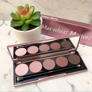 DOSE OF COLORS MARVELOUS MAUVES EYESHADOW PALETTE